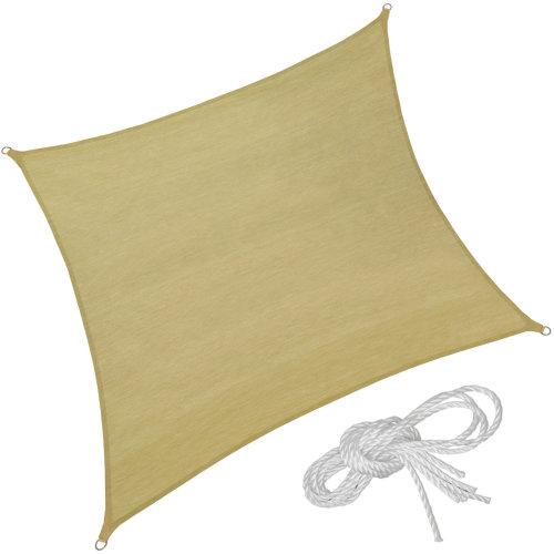 Sun shade sail square 540 x 540 cm