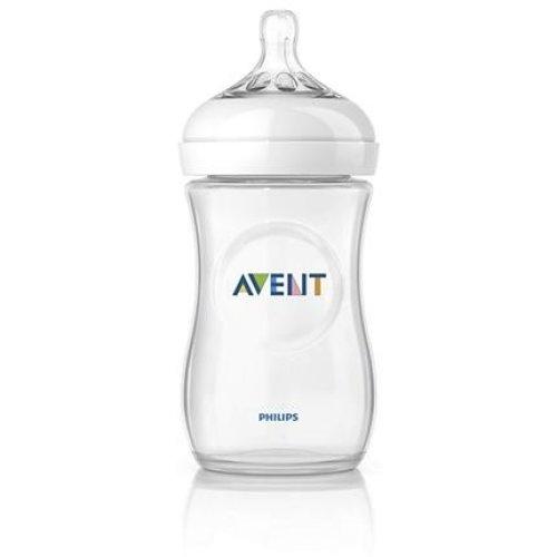 Philips Avent Scf693/17 260ml Natural Feeding Bottle