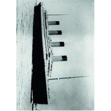 Pyramid International Titanic (2) - Wood Print 45 x 76cm, Wood, Multicoloured, 45 x 76 x 1.3 cm