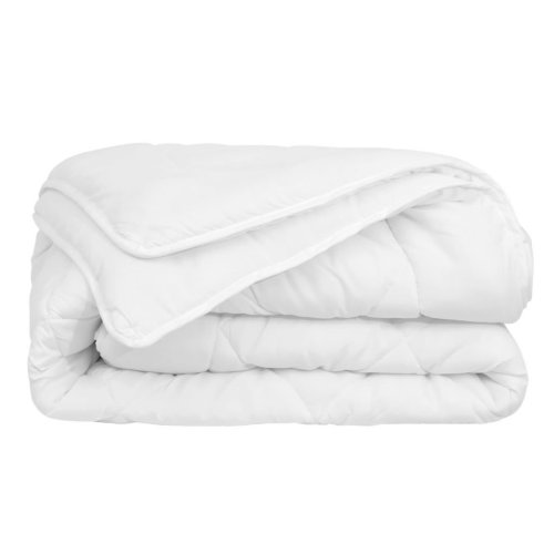 vidaXL 4 Seasons Duvet/Quilt 200x200 cm White
