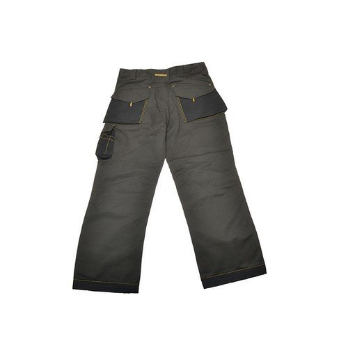 236b364c23 Roughneck Clothing 95-501 Black & Grey Holster Work Trouser Waist 30in Leg  31in on OnBuy