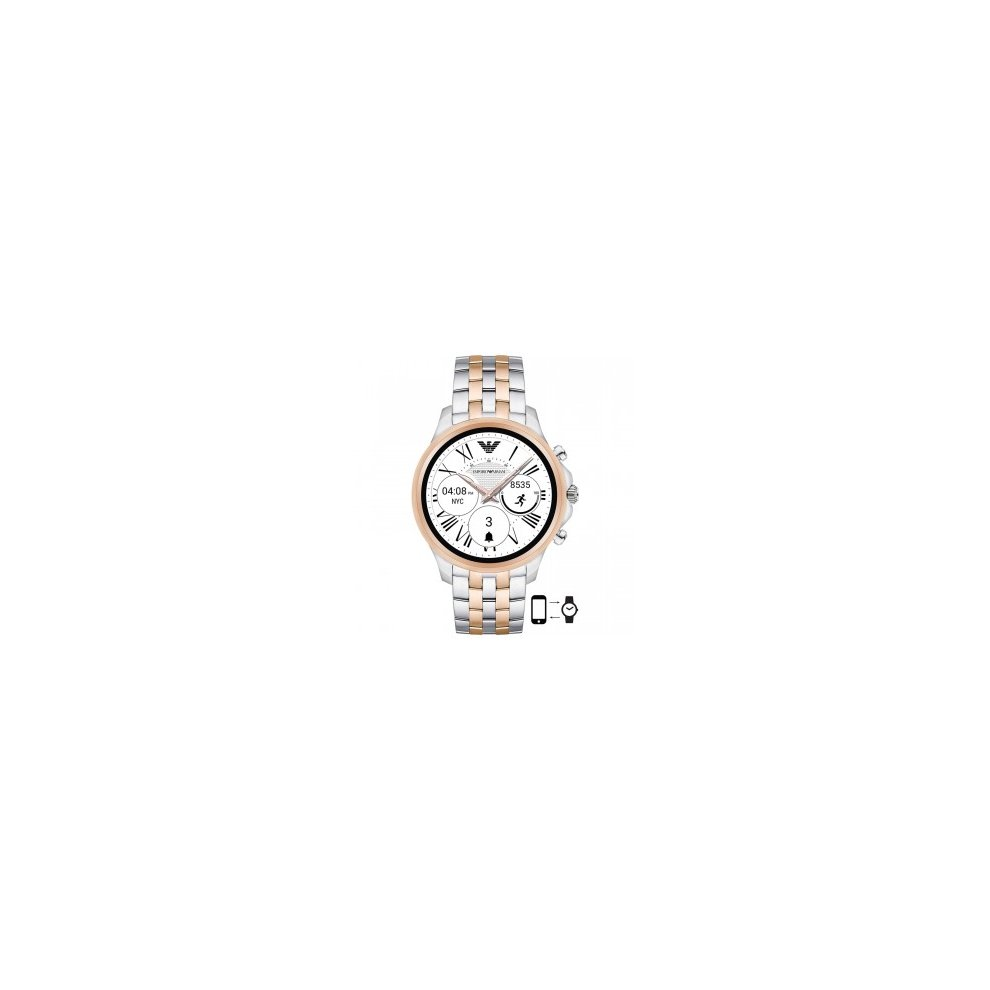 EMPORIO ARMANI SMARTWATCH CONNECTED ALBERTO ART5001 - b940c5d95047699 , EMPORIO-ARMANI-SMARTWATCH-CONNECTED-ALBERTO-ART5001-13495718 , EMPORIO ARMANI SMARTWATCH CONNECTED ALBERTO ART5001 , Array , 13495718 , Jewellery & Watches , OPC-PDPW57-NEW