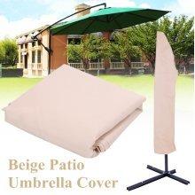 3M Patio Umbrella Cover Beige