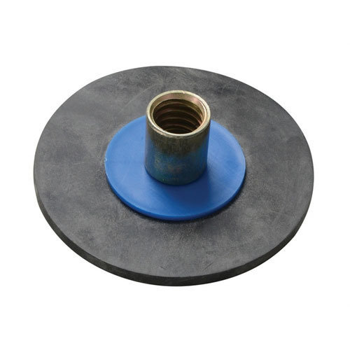"""Bailey 1752 Rubber Plunger For Drain Rod 6"""""""