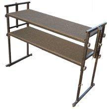 0.6m Carpet board shelf for DJ Stands