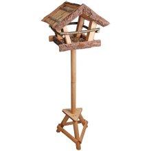 Esschert Design Bark Bird Table in Gift Box FB256
