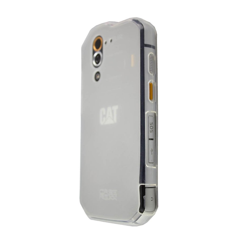 206532e09 ... caseroxx Smartphone Case CAT S60 TPU-Case - Shock Absorption, Bumper  Case in clear. >