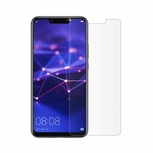 iPro Accessories Huawei Nova 3 Tempered Glass, Huawei Nova 3 Screen Protector, [Compatible With Huawei Nova 3 Case] [Scratch Proof] [Shatter Proof] [9H Hardness]