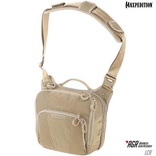 Maxpedition LCRTAN Lochspyr Bag, Tan