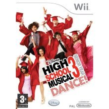 High School Musical 3: Senior Year DANCE! (Nintendo Wii)