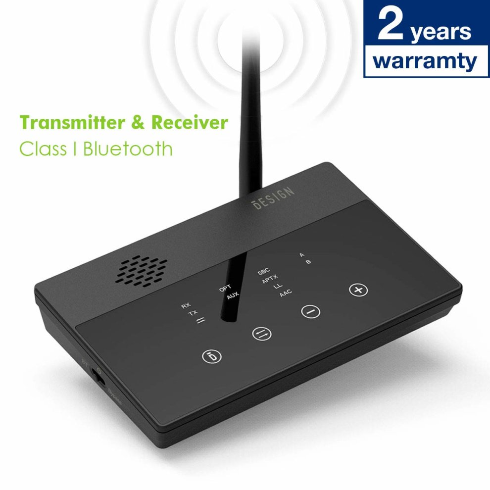 Besign Long Range BE-RTX Bluetooth Transmitter and Receiver