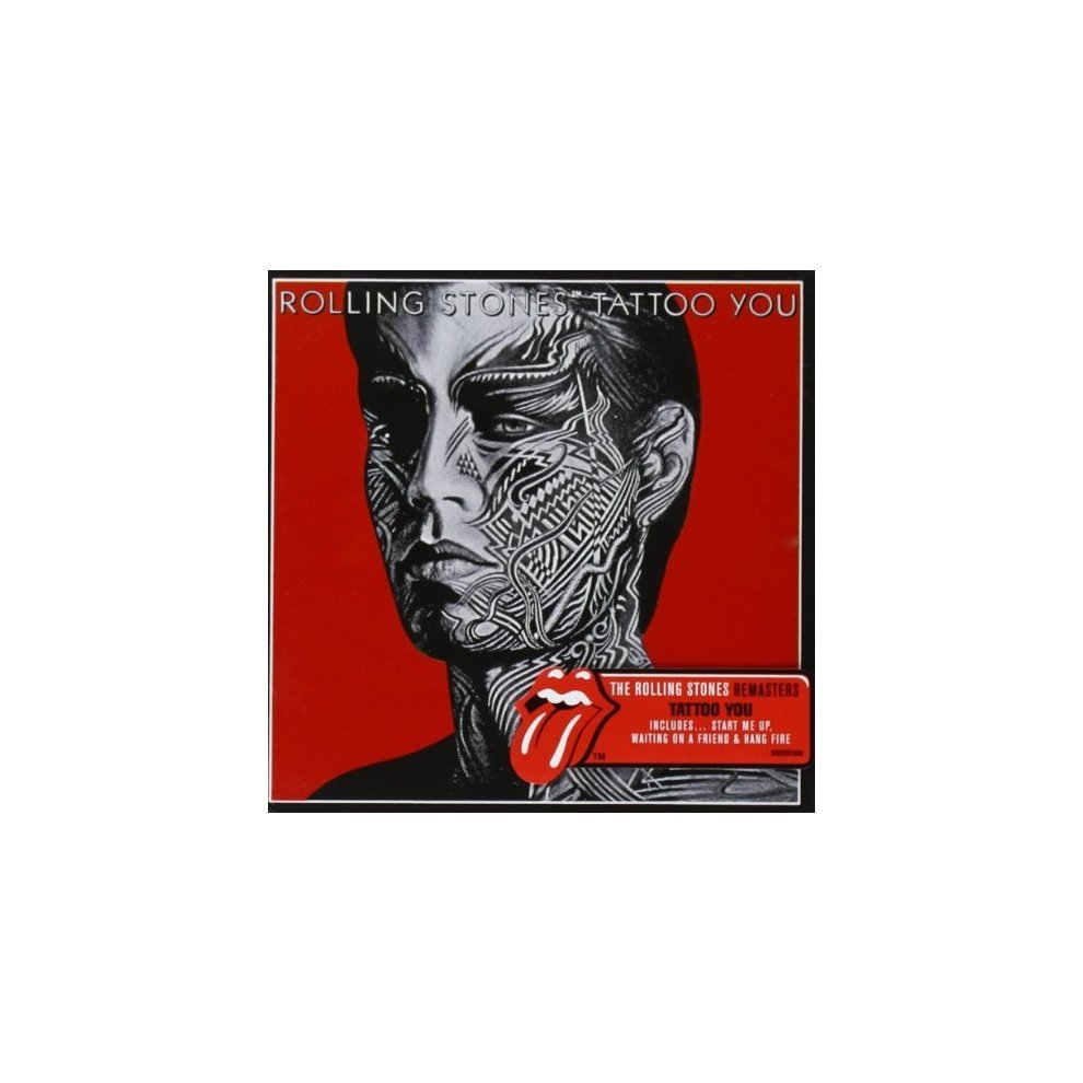 The Rolling Stones Tattoo You Cd