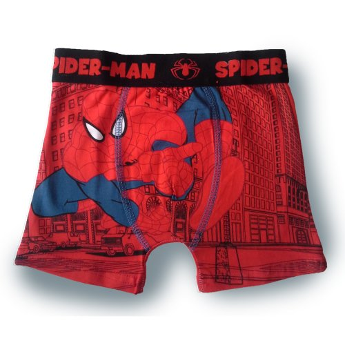 Spiderman Boxers - Red