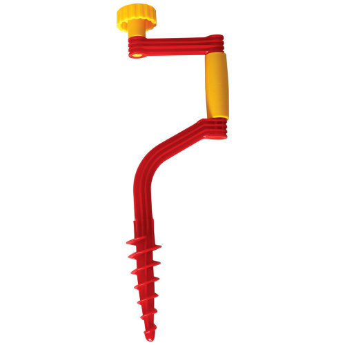 Gowi Toys Sand Drill and Screw Head - Water and Sand Play