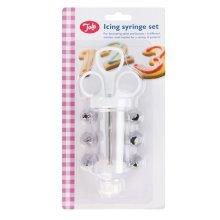 Tala Icing Syringe With 6 Nozzels