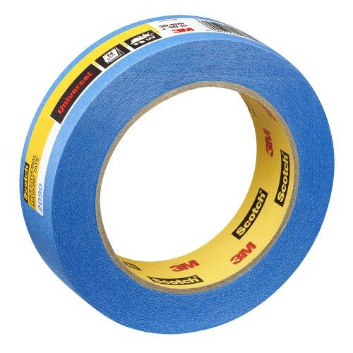 Scotch Super Painter's Masking Tape 30 MM x 50 M/Professional Quality Plus, Blue, 2090