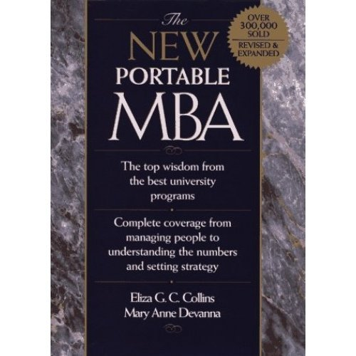 The New Portable MBA (The Portable MBA Series)