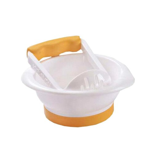 Baby Rice/Vegetables/Fruits Grinding Supply Kids Eating Utensil