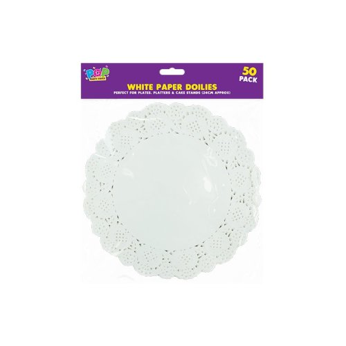 Doilies - 50 Pack