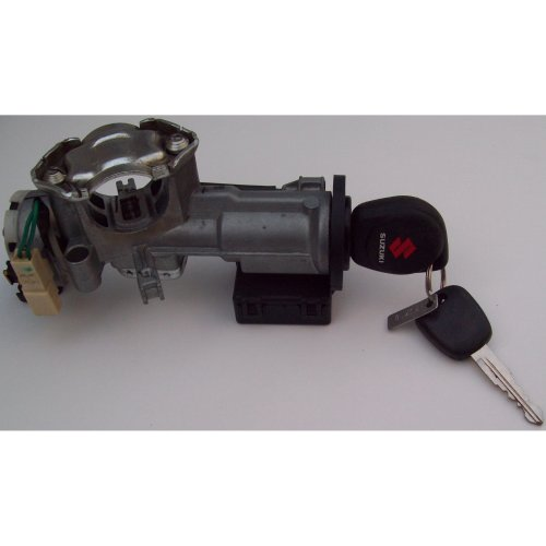 Suzuki Alto Ignition Barrel And 2 Keys  33970-68K00