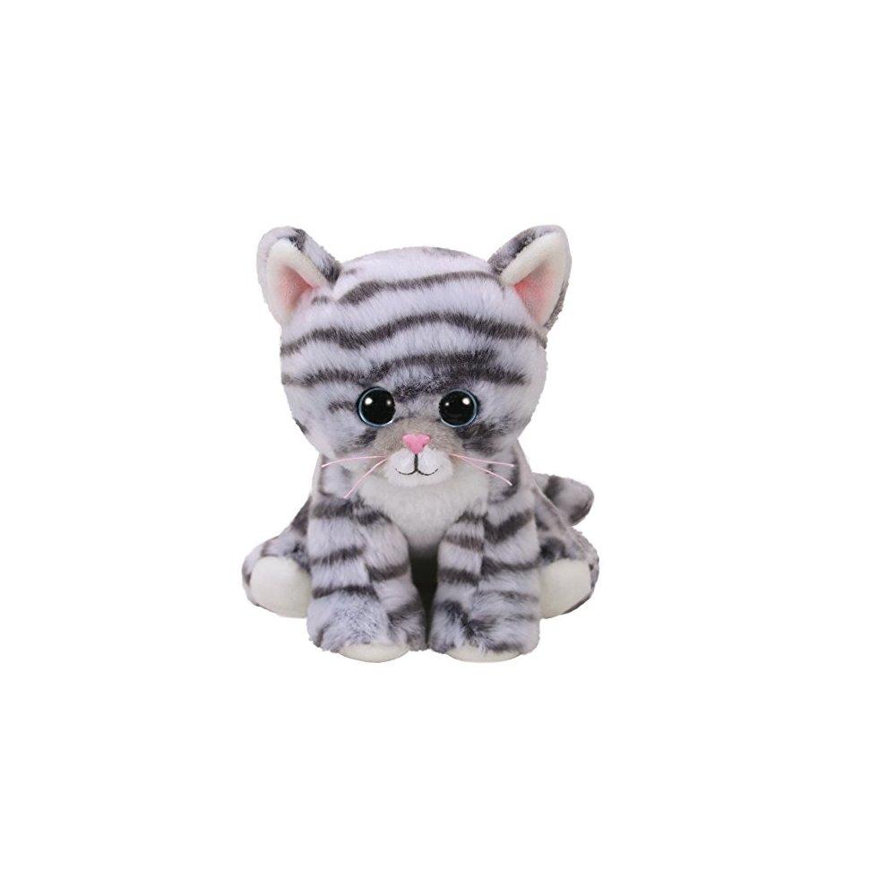 a937787f8cc Ty Beanie Babies 42304Â Millie Cat Dog Grey 15Â cm on OnBuy