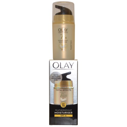 Olay Total Effects 7 in 1 Moisturiser Featherweight 15ml SPF15