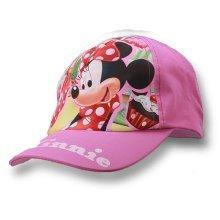 Minnie Mouse Baseball Cap - Lilac