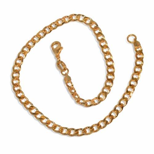 9ct Gold-Filled Anklet | Chain Anklet