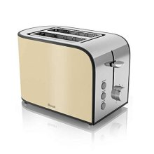 Swan 2 Slice Toaster with Browning Control - Cream (Model No. ST17020CREN)