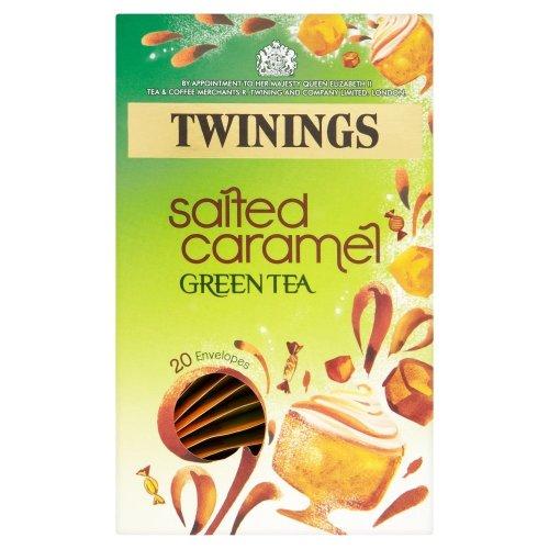 Twinings Salted Caramel Green Tea, 40 g