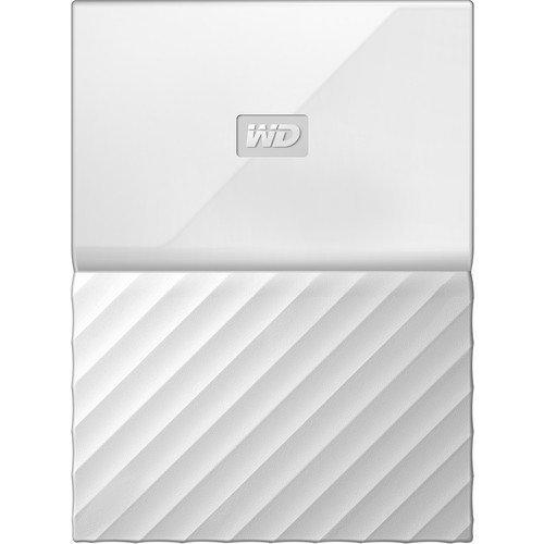 Western Digital My Passport 4TB 3.0 (3.1 Gen 1) 4000GB White