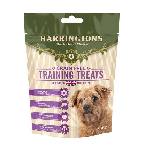 Harrington's Training Treat, 100 g, Pack of 9