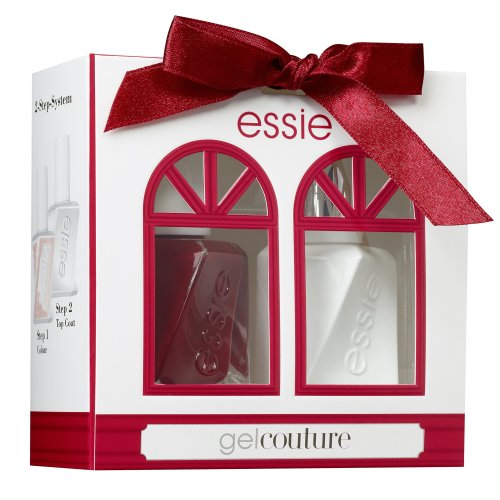 Essie Nail Polish Gel Couture Duo Christmas Gift Set For Her