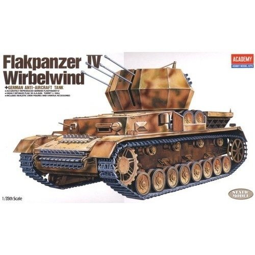 Aca13236 - Academy 1:35 - Flakpanzer Iv Wirbelwind