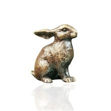 Bronze Bunny Rabbit- Butler & Peach - 2065