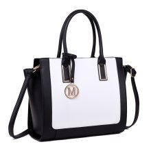 Miss Lulu Women Leather Handbag Shoulder Bag Tote