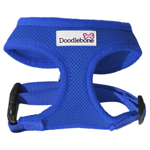 Doodlebone Harness Royal Blue Extra Small 28.5-39cm