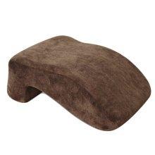 Mesh Nap Pillow Sleeping and Head Rest Pillows Cushion Pillow,Brown