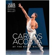 Carlos Acosta at the Royal Ballet