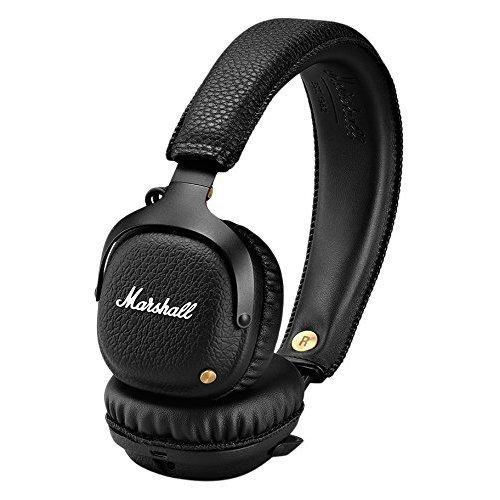 Marshall - Mid Bluetooth Headphones - Black (New)