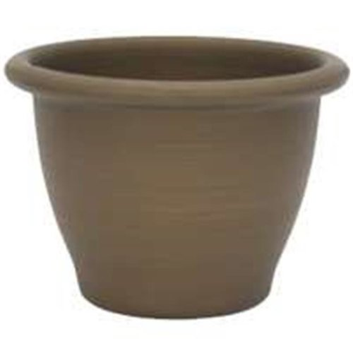Ames-True Temper TN0912AB 9 in. Antique Bronze Toscana Planter