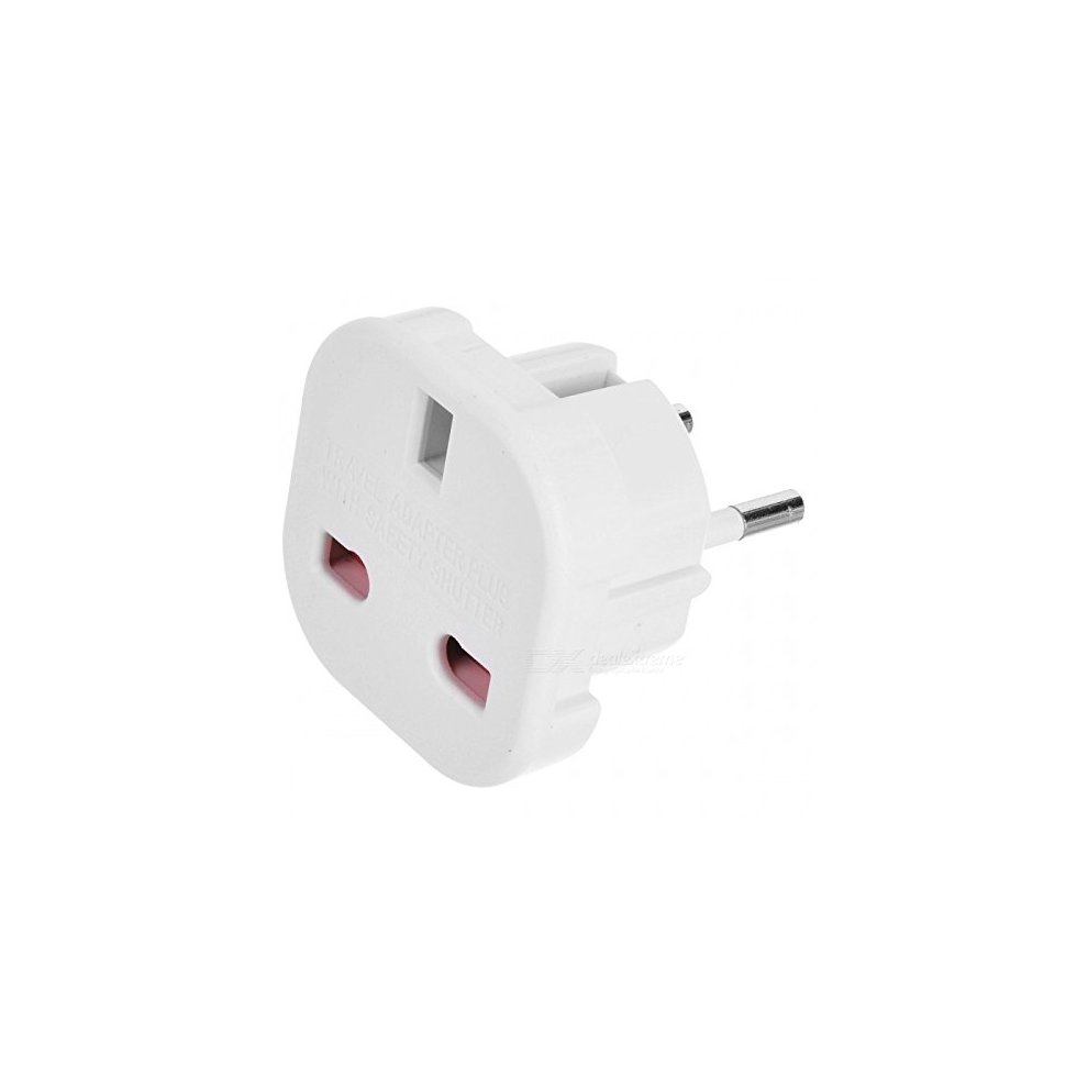 Germany Gadgets Hut UK Refer to Product description for Country list China Egypt 5 x UK to EU Europe European Travel Adapter suitable for France Spain