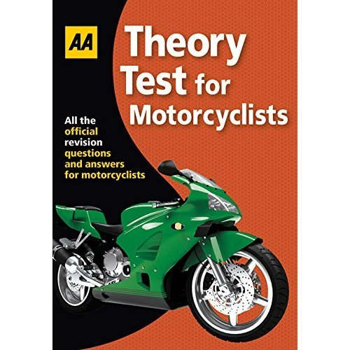 Driving Theory Test for Motorcyclists (AA Driving Test) (Aa Driving Books)