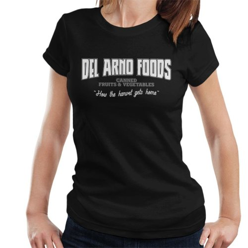 Del Arno Foods Walking Dead Women's T-Shirt