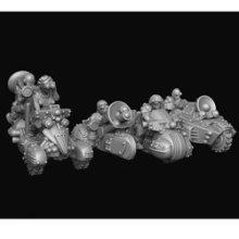 Dropzone Commander - Resistance Scout ATVs