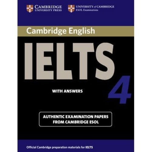 Cambridge Ielts 4 Student's Book with Answers