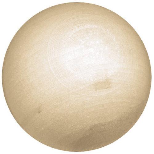 "Wood Turning Shapes Value Pack-Ball 1.25"" 10/Pkg"