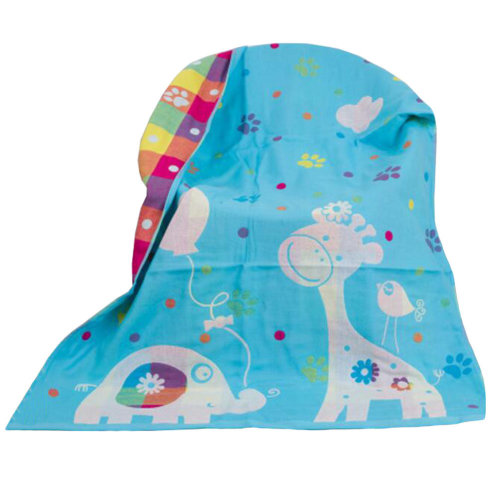Personalized Towels Kids Towel Large Soft  Bath Towel Beach Towels 140*70 cm, cute animal?giraffe