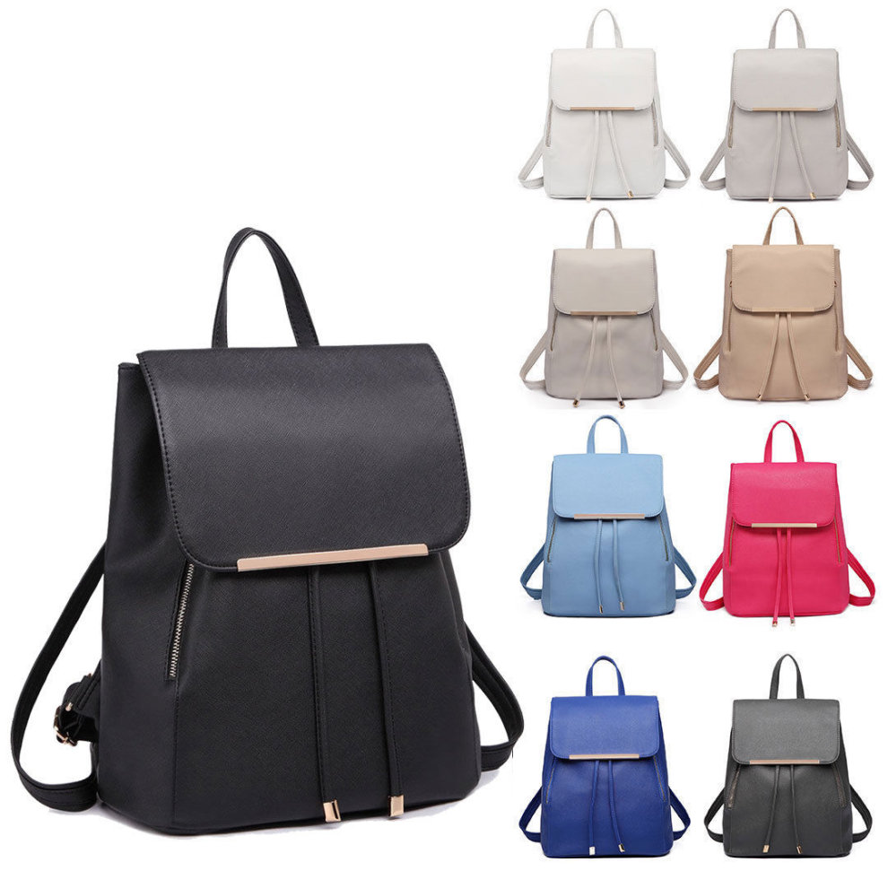 1c162e5d4c ... Bag - 12 Miss Lulu Women's Fashion Backpack - Girls' School ...