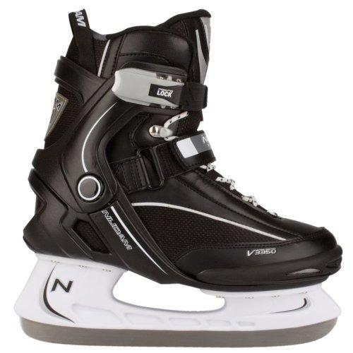 Nijdam Ice Hockey Skates Size 40 3350-ZWW-40